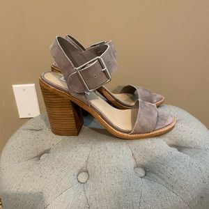 Steve Madden Block Heeled Sandals
